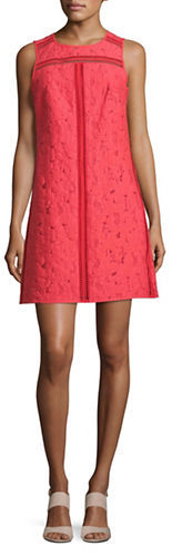 MICHAEL Michael KorsMichael Kors Textured Shift Dress