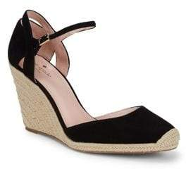 Kate Spade Giovanna Espadrille Wedge Sandals