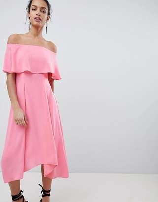 Coast Bonnie Bardot Midi Dress