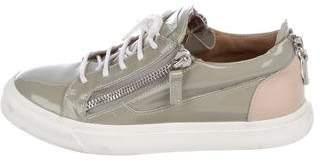 Giuseppe Zanotti London Low-Top Sneakers