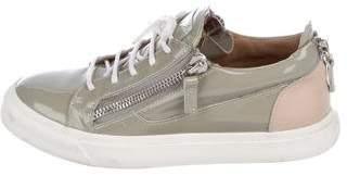 Giuseppe Zanotti London Low-Top Sneakers