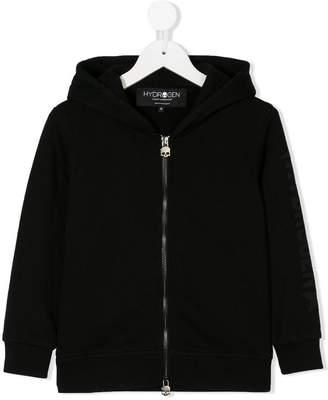 Hydrogen Kids zipped hoodie