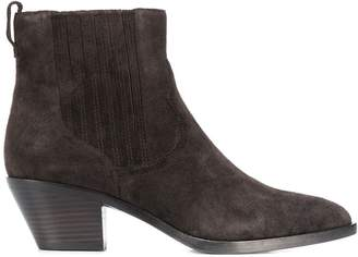 Ash slip-on ankle boots
