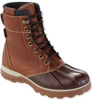 L.L. Bean L.L.Bean Men's Bar Harbor Waterproof Boots, Insulated