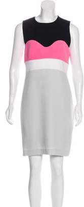 Diane von Furstenberg Tamika Colorblock Dress