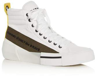 Diesel Men's S-Dese MC High Top Sneakers