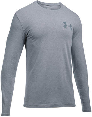 Under Armour Men's Charged Cotton Long-Sleeve T-Shirt
