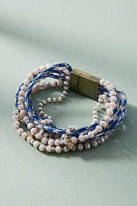Anthropologie Layered Laurel Bracelet