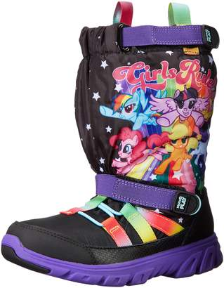 Stride Rite Infant Girls' M2P My Little Pony Sneaker Boot - Toddler