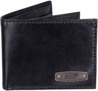 Dickies Slimfold Men's Leather Wallet