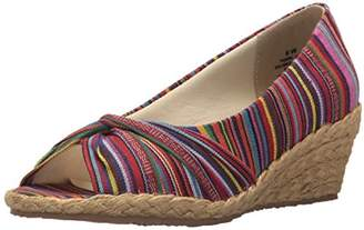 Fitzwell Women's Sadie Wedge 6 W