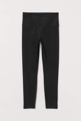 H&M Ankle-length sports tights