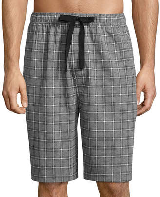 Van Heusen Printed Knit Pajama Shorts - Big