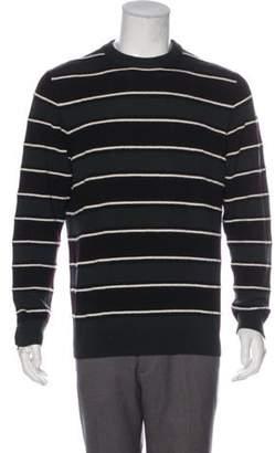 Salvatore Ferragamo Wool & Mohair Sweater black Wool & Mohair Sweater