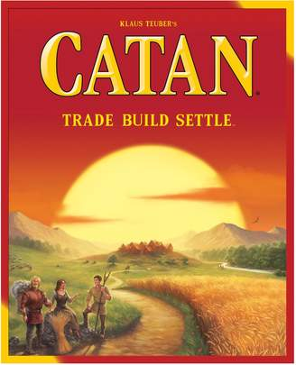 Settlers of Catan Board Game 5th Edition Game by Mayfair Games