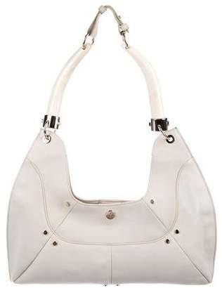 Saint Laurent Leather Mombasa Horn Bag