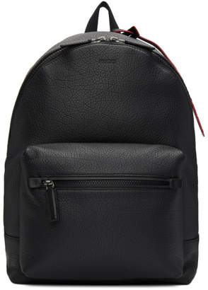 HUGO Black Victorian Backpack