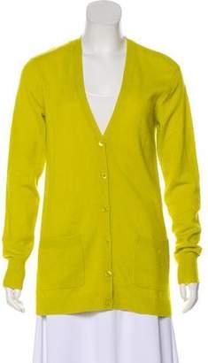 Equipment Cashmere Button-Up Cardigan