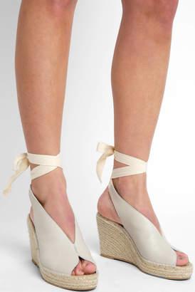 Seychelles Espadrille Ankle Tie Wedge