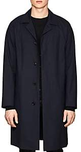 Theory Men's Modern Stretch-Wool Jacket-Navy