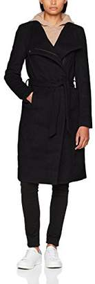 Only Women's Onlmary Long Wool OTW Coat,(Manufacturer Size: Small)