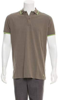 Tomas Maier Short Sleeve Polo Shirt