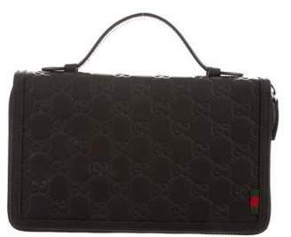 Gucci Guccissima XL Organizer Wallet