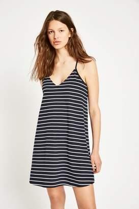 Jack Wills Brondesbury Striped Jersey Swing Dress