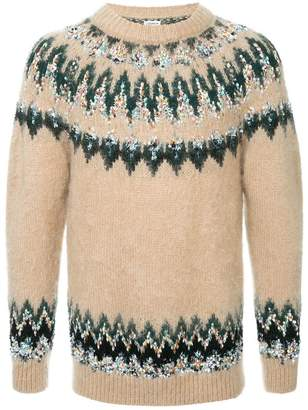 Coohem Nordic knit pullover