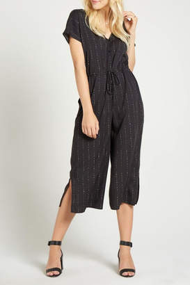 Bella Dahl Cap Sleeve Jumpsuit
