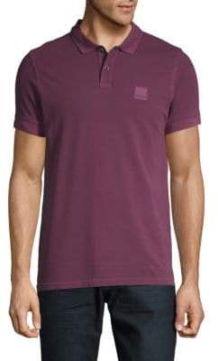 HUGO BOSS Pascha Cotton Polo