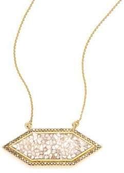 Black Diamond Shana Gulati Charushila Shashi Pendant Necklace