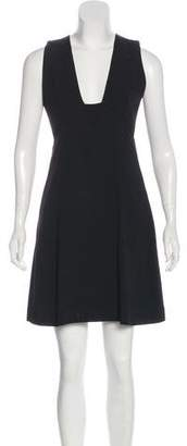 Stella McCartney A-Line Sleeveless Dress