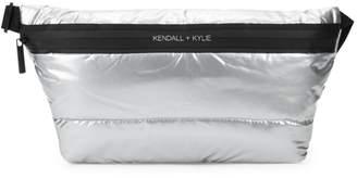 KENDALL + KYLIE Metallic Pouch Belt Bag