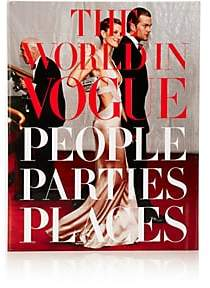 Rizzoli The World in Vogue: People, Parties, Places