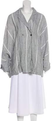 Oska Oversize Linen Jacket