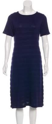 Courreges Vintage Midi Dress