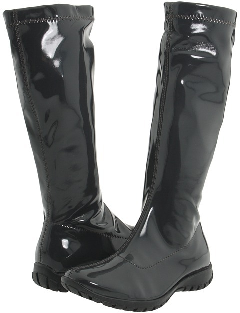 Primigi Jenna FW11 (Toddler/Youth) (Grey Patent II) - Footwear