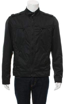 HUGO BOSS Boss by Lightweight Zip-Up Jacket
