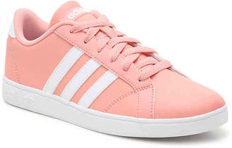 adidas Baseline Toddler & Youth Sneaker - Girl's