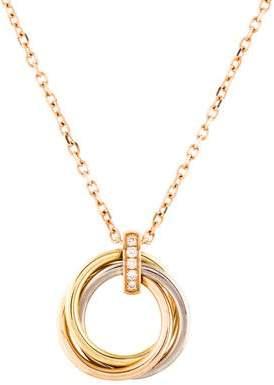 Cartier Diamond Trinity Necklace