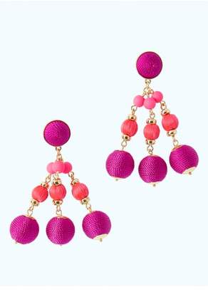 Lilly Pulitzer R) Slathouse Soiree Drop Earrings