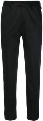 Pt01 cropped slim trousers