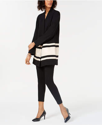 Alfani Long Statement Jacket, Created for Macy's