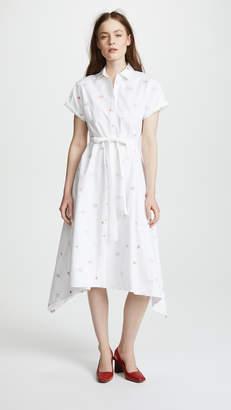 RHIE Harper Uneven Hem Dress