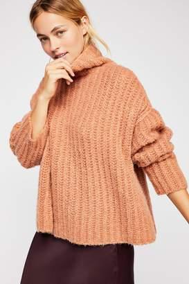 Fluffy Fox Sweater