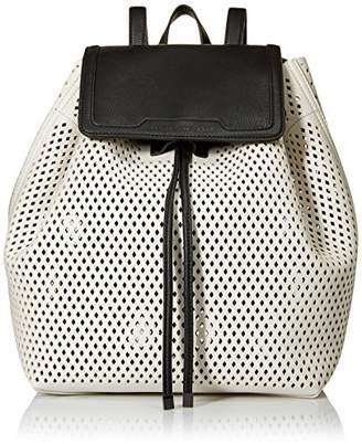 Armani Exchange A|X Perforated Backpack