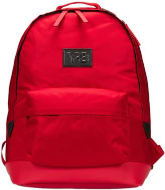 Y-3 Logo Patch Backpack