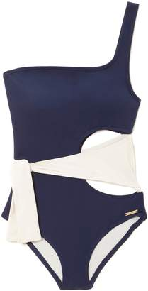 Vince Camuto One-shoulder One-piece Swimsuit