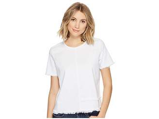 AG Adriano Goldschmied Tawny Raw Tee Women's T Shirt